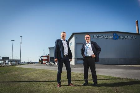 Backmann-trummer - Protect