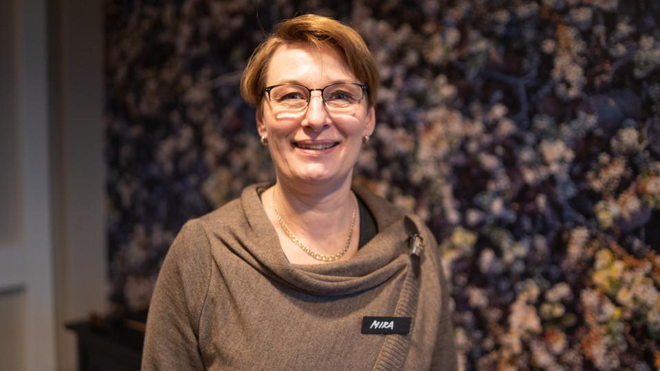 Lapland Hotels Hotellinjohtaja Mira Söderlund
